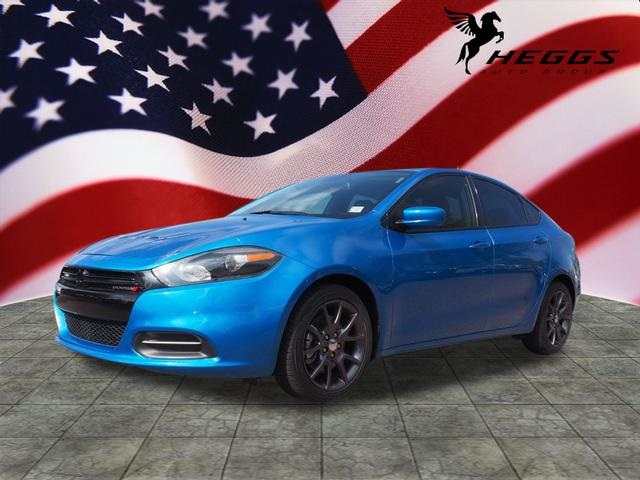 Certified Pre-Owned 2016 Dodge Dart SE