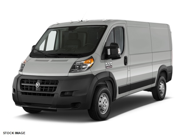New 2017 RAM ProMaster Low Roof