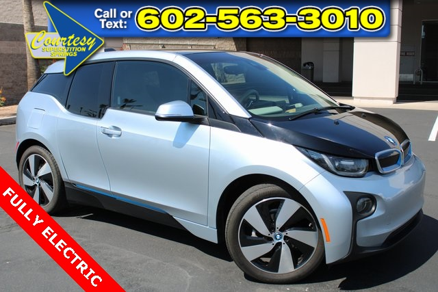 Pre-Owned 2014 BMW i3 Base