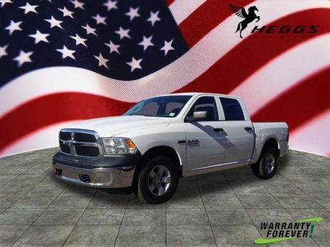 CERTIFIED PRE-OWNED 2016 RAM 1500 TRADESMAN 4WD